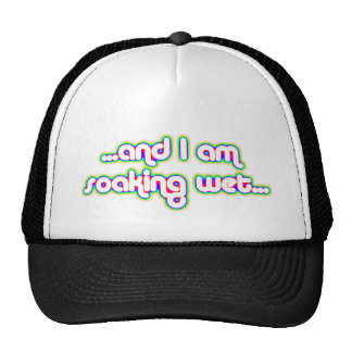 Soaking Wet Rainglow 2 Trucker Hat