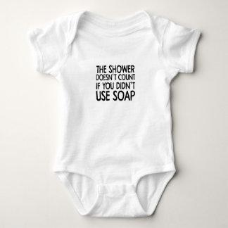 soap baby bodysuit