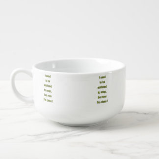 Soap funny text soup mug