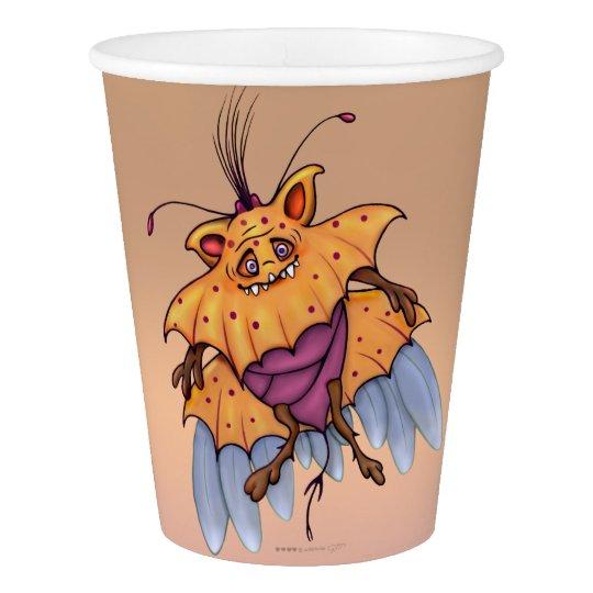 SOAP TRONIX ALIEN MONSTER PAPER CUP