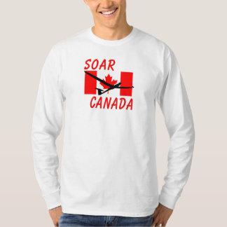 SOAR CANADA SOARING GLIDING T-Shirt