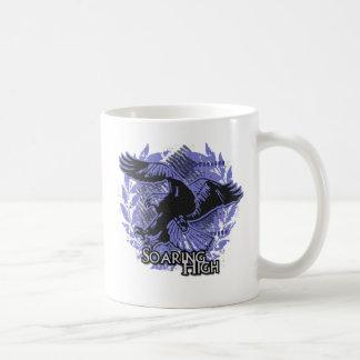 Soar High Eagle Mug