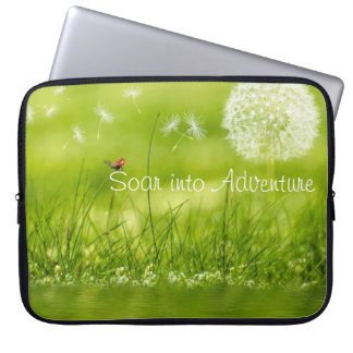 Soar into Adventure Laptop Sleeve