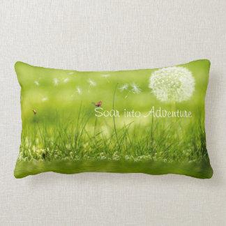 Soar into Adventure Lumbar Pillow