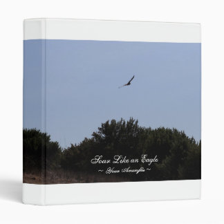 Soar Like an Eagle Binder