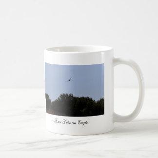 Soar Like an Eagle Classic White Coffee Mug