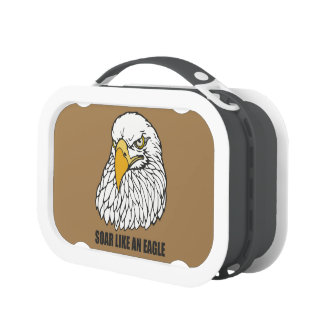 Soar Like an Eagle Lunch Box