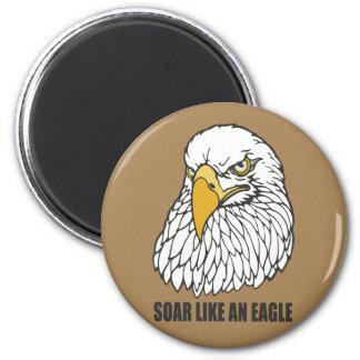 Soar Like an Eagle Magnets