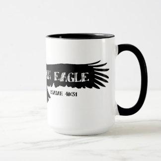 SOAR LIKE AN EAGLE MUG