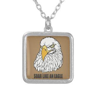 Soar Like an Eagle Necklaces