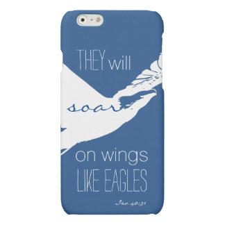 Soar Like Eagles iPhone 6 case Matte iPhone 6 Case