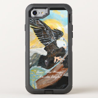 """""""Soar Like Wing On An Eagle Apple iPhone 6/6s OtterBox Defender iPhone 7 Case"""