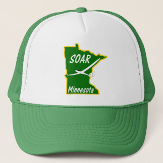 SOAR MINNESOTA TRUCKER HAT