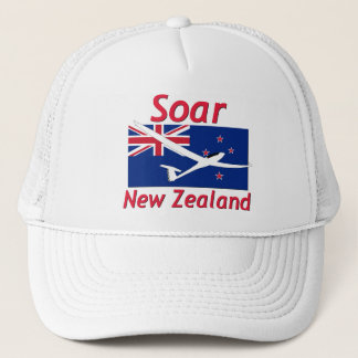 Soar New Zealand Trucker Hat