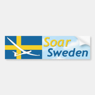 Soar Sweden Bumper Sticker