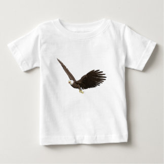 Soaring Bald Eagle Baby T-Shirt