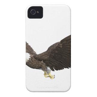 Soaring Bald Eagle iPhone 4 Case