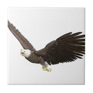 Soaring Bald Eagle Tiles