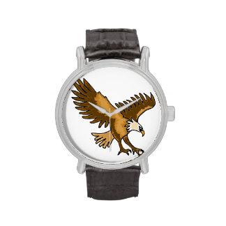 Soaring Eagle Art Watch
