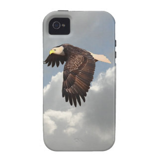 SOARING EAGLE VIBE iPhone 4 CASES