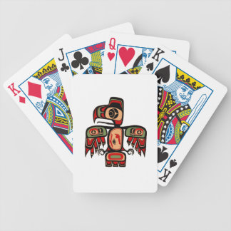 Soaring Heights Bicycle Playing Cards