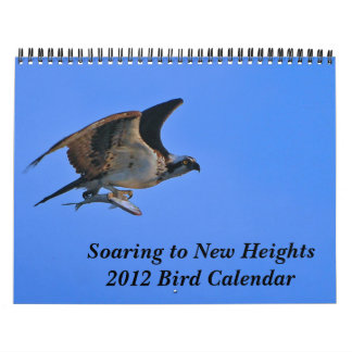 Soaring to New Heights Calendars