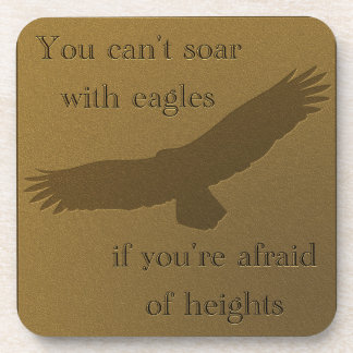 Soaring with Eagles Drink Coasters