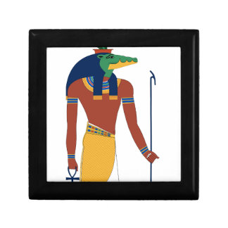 Sobek Crocodile  God Gift Box