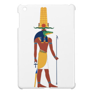 Sobek Crocodile  God iPad Mini Cover
