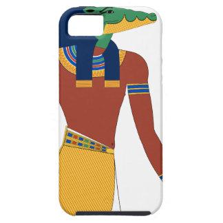 Sobek Crocodile  God iPhone 5 Case