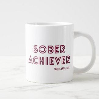 Sober Achiever Jumbo Mug #2