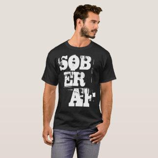 Sober AF Sobriety 101 T-Shirt