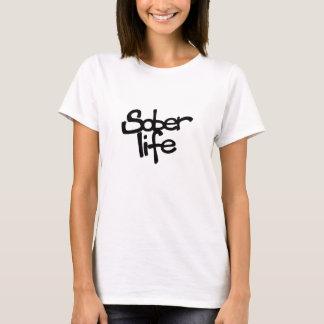 Sober Life Graffiti Women's T-Shirt