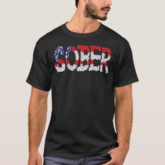 Sober USA Shirts