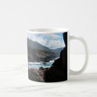 Soberanes Point, California Coastline Coffee Mug