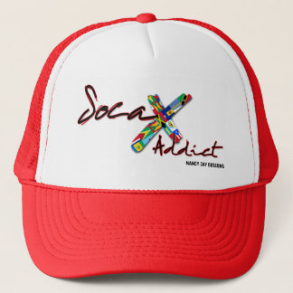 Soca Addict Mesh Hat