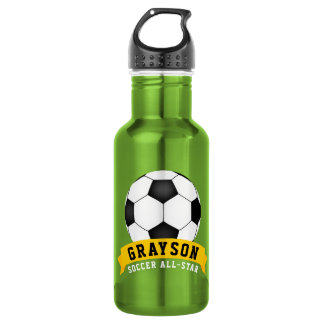 Soccer All-Star 532 Ml Water Bottle