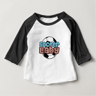 Soccer Baby Baby T-Shirt