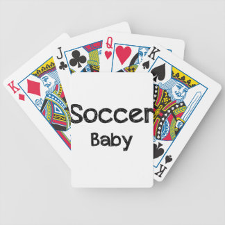 Soccer Baby Poker Deck