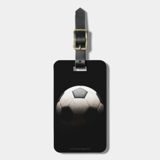Soccer Ball 3 Bag Tag