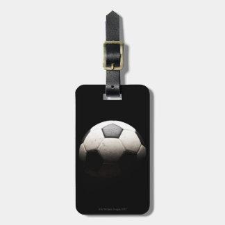 Soccer Ball 3 Luggage Tag