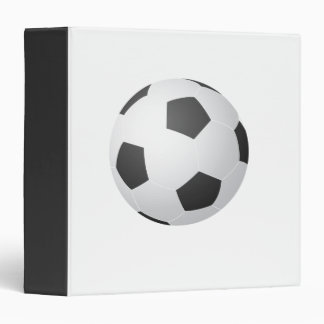 Soccer Ball Avery Binder