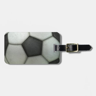 Soccer Ball Bag Tag