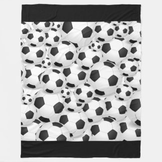Soccer ball blanket