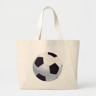 Soccer Ball Canvas Bag