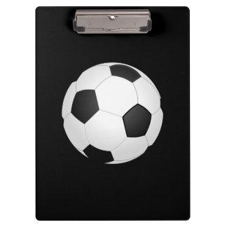 Soccer Ball Clipboard