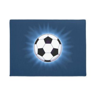 Soccer Ball Doormat