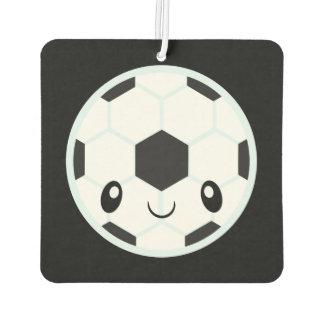Soccer Ball Emoji Air Freshener