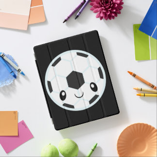 Soccer Ball Emoji iPad Cover