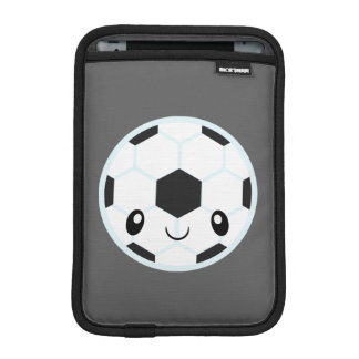 Soccer Ball Emoji iPad Mini Sleeve